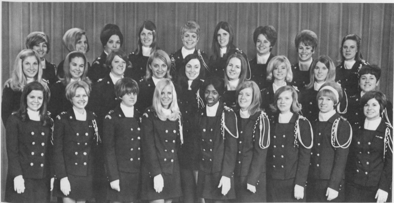 1970-1973: Women in ROTC